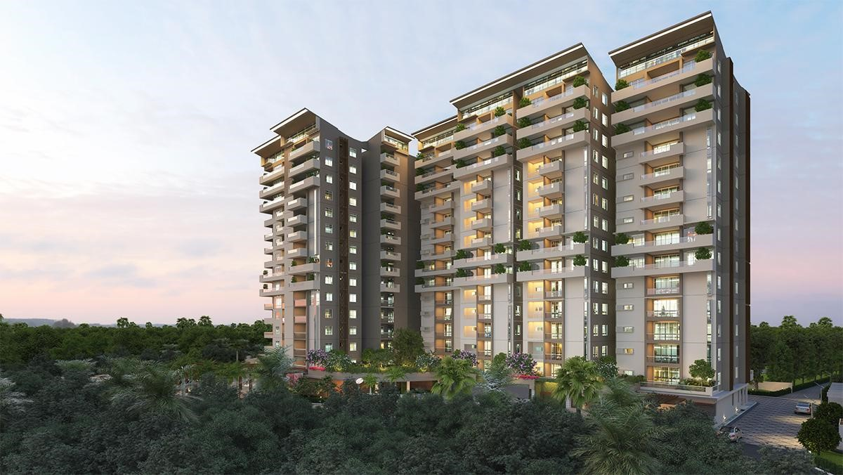 3 BHK flats near ITPL Whitefield