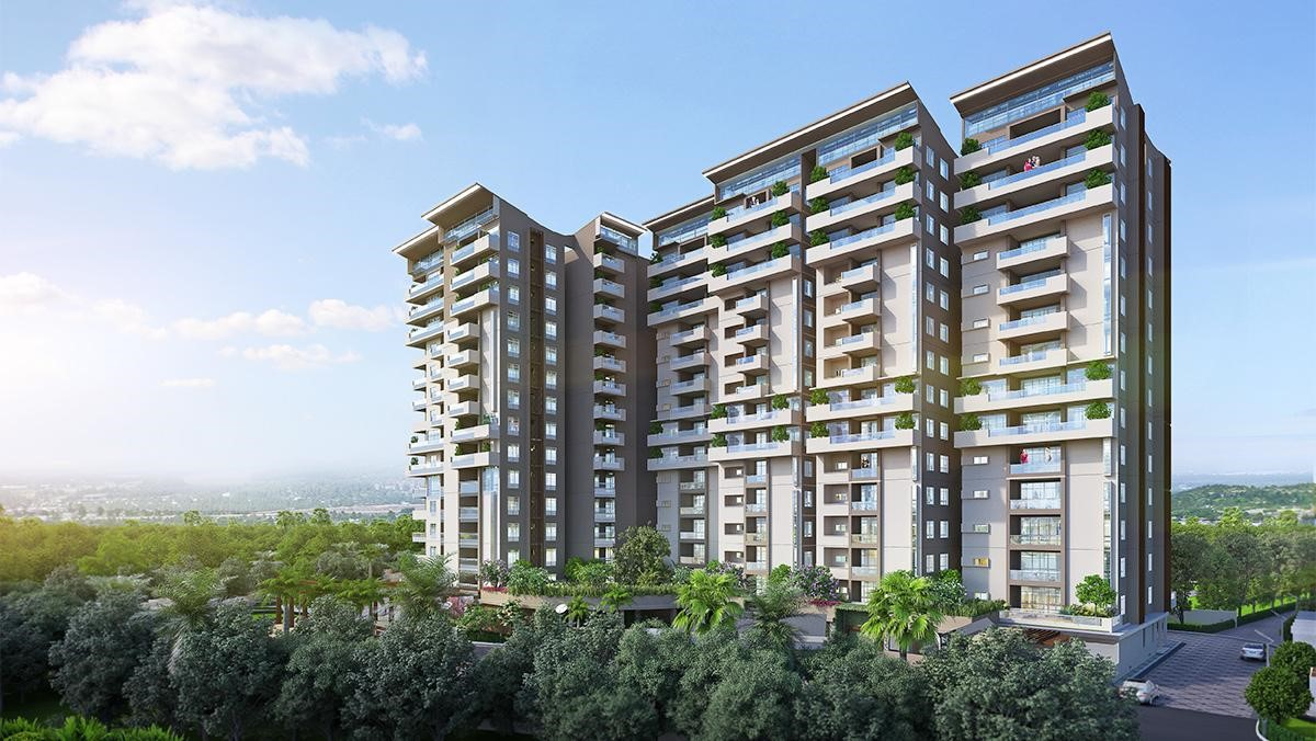 Residential apartments for sale in Varthur