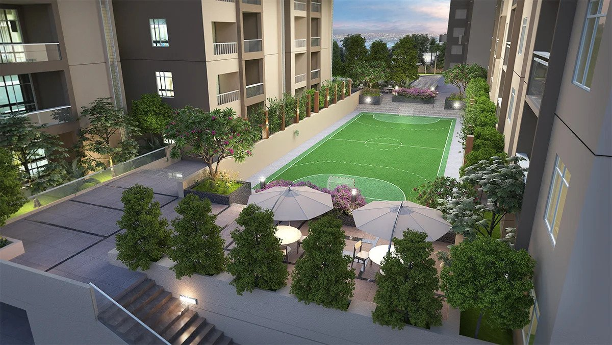 2 BHK and 3 BHK Flats near RMZ ecospace